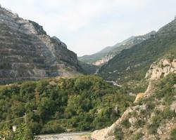 Toirano, Blick auf die Umgebung